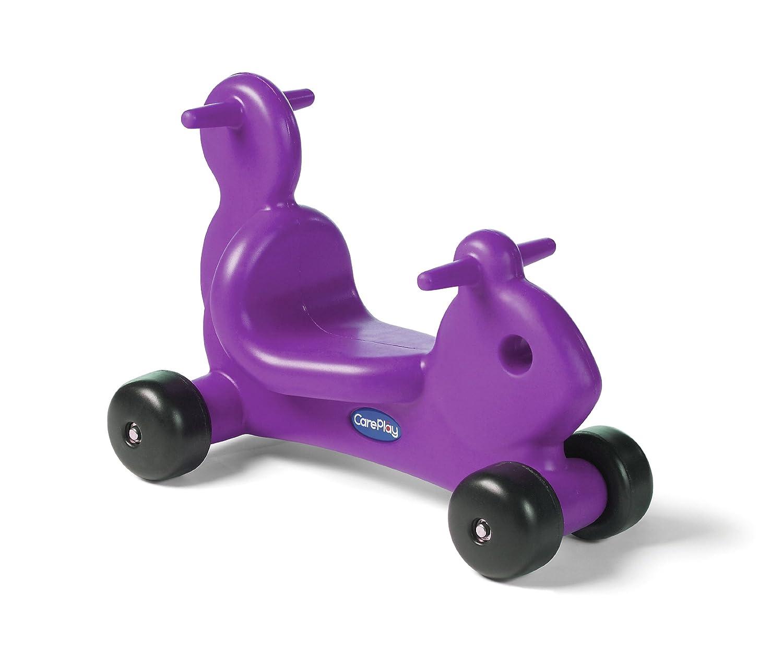B000F1MJQW Care Play Squirrel Ride-On, Purple 71Yubal1STL