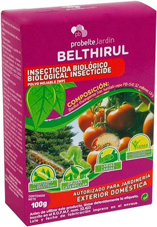 JARDINIA PRODUCTOS DE JARDIN S.L. (Probelte JardÃn) Bacillus ...