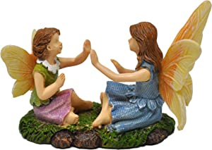 Pattycake Fairies for Miniature Garden, Fairy Garden
