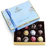 Godiva Chocolatier Patisserie Dessert Truffles Assorted Chocolate Gift Box, 12-Ct.
