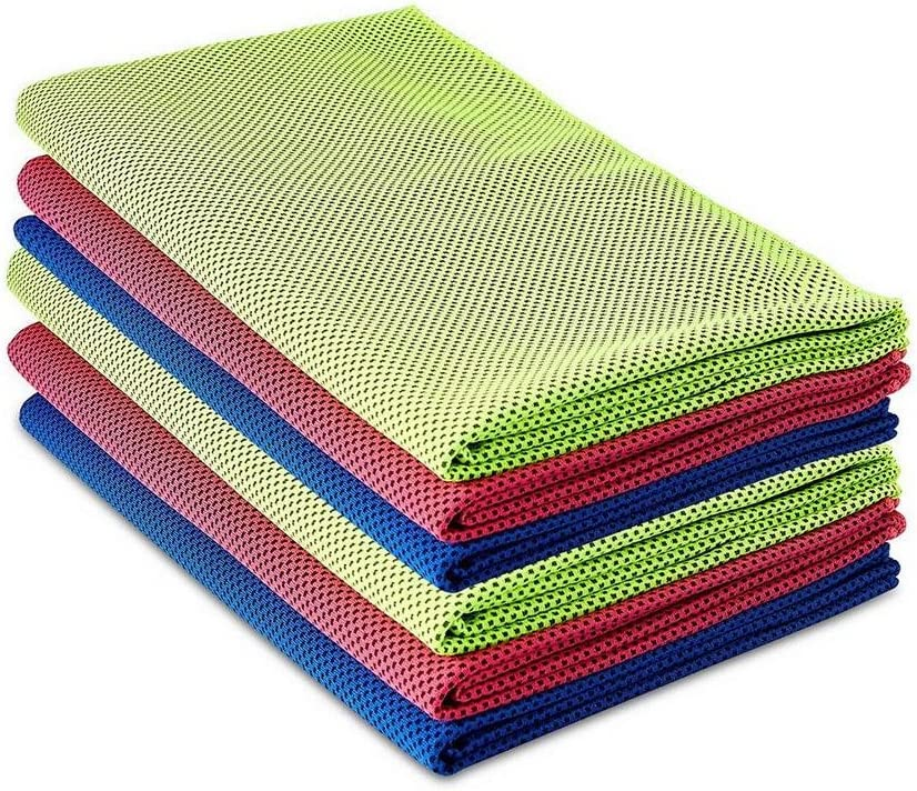 CALISTOUK Outdoor Instant Ice Cooling Towel