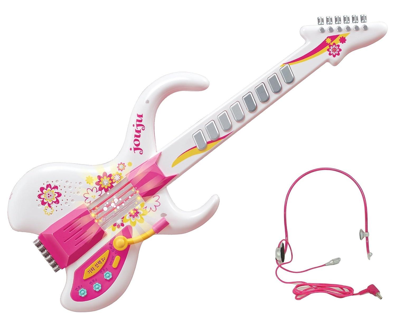 KONGSUNI Singen Sie mit Gitarre für Mädchen Musik Toyset Band Spielset