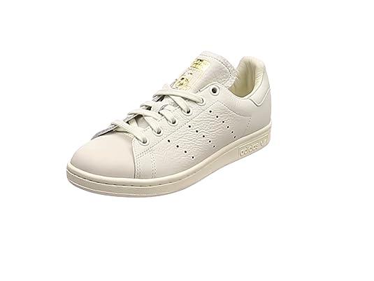 Adidas Stan Smith Premium, Zapatillas de Deporte para Niños, Blanco Tinbla/Dormet 000