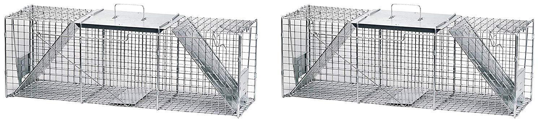 Amazon.com: Havahart 1045 Live Animal - Trampa para jaulas ...