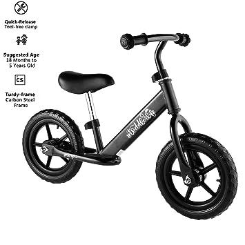 Amazon.com: Plohee - Bicicleta de equilibrio deportivo para ...