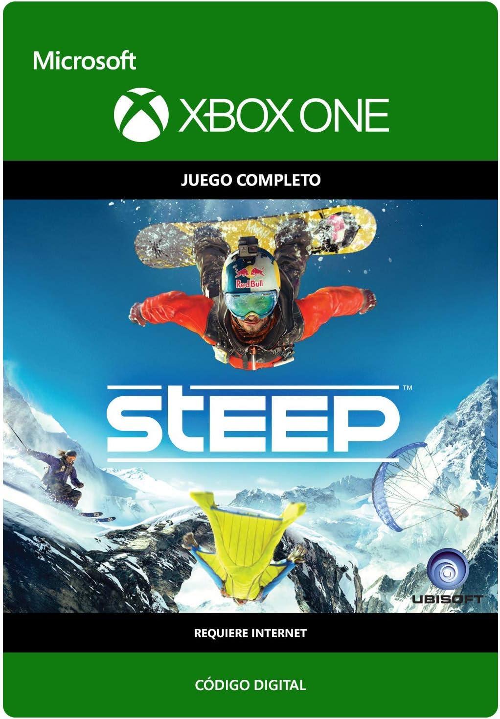Steep | Xbox One - Código de descarga: Amazon.es: Videojuegos