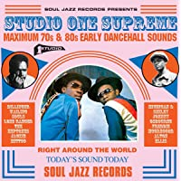 Studio One Supreme: Maximum 70s & 80s Early (Vinyl)