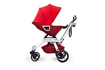 Amazon.com: Orbit Baby Stroller G2, Ruby (Discontinued by ...