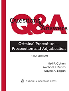 Questions and Answers: Criminal Procedure (Questions & Answers
