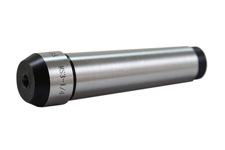 SHARS 1//4 MT3 Morse Taper 3 END Mill Tool Holder Adapter 3//8-16 Drawbar END 202-1238 P