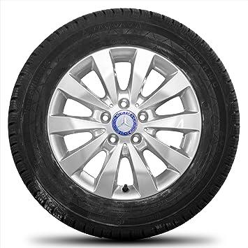 Mercedes Benz 16 pulgadas Llantas V Vito Clase W447 Invierno Cubiertas de invierno ruedas nuevo: Amazon.es: Coche y moto