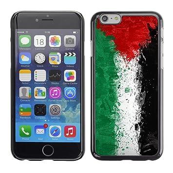 FJCases Palestina Palestino Bandera Carcasa Funda Rigida ...