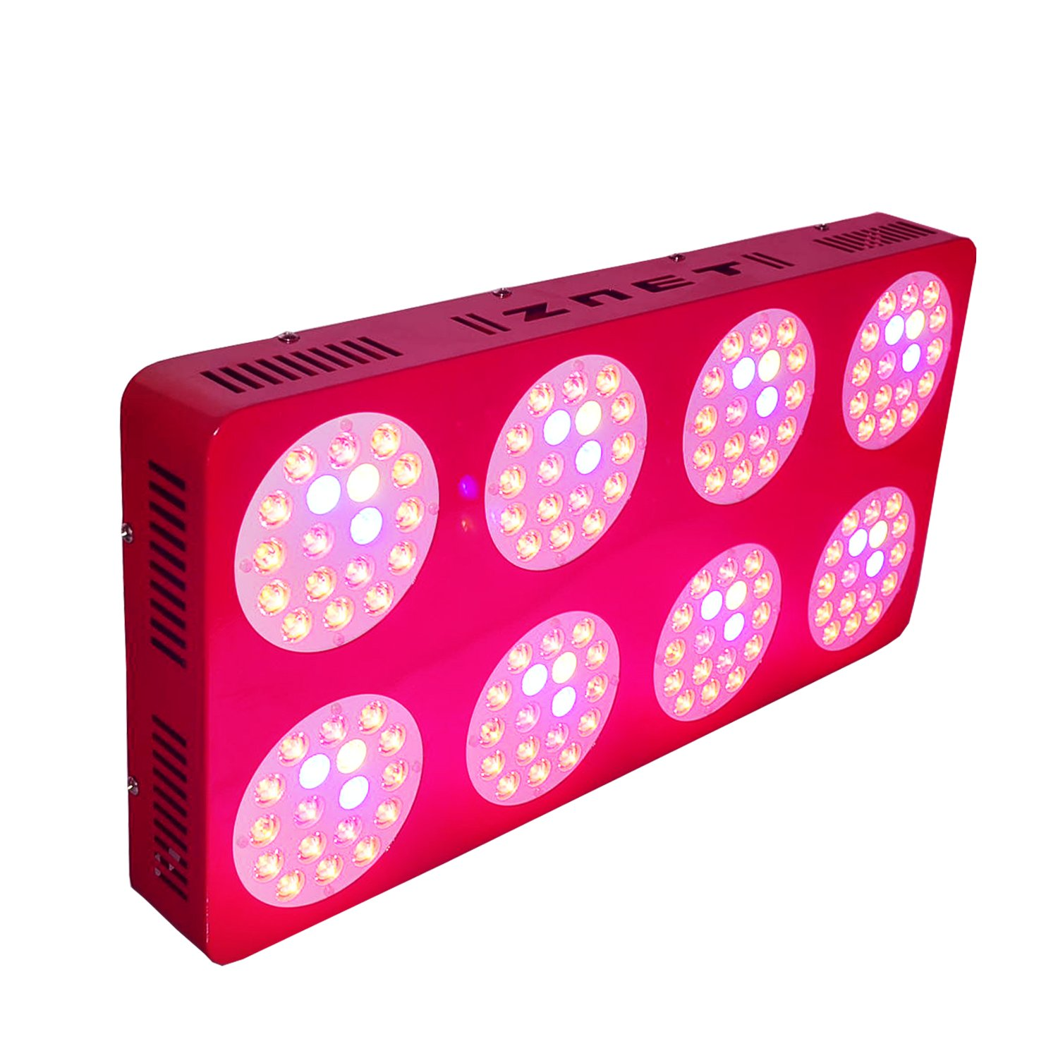 LED Grow Light GREENSUN 600W Indoor LED Plant Grow Lights Full Spectrum with UV&IR for Indoor Greenhouse Garden Vegetable Flower and Other Plants