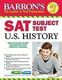 Barron's SAT Subject Test: U.S. History 3rd Edition