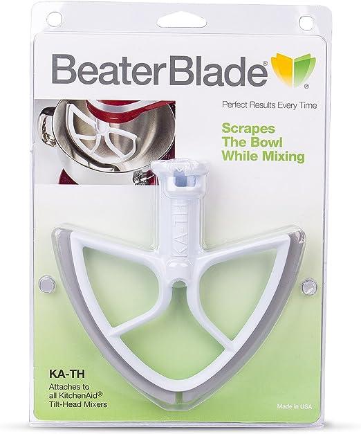 Original Beater Blade for Kitchen Aid 4.5 Quart Tilt-Head Mixer KA-TH
