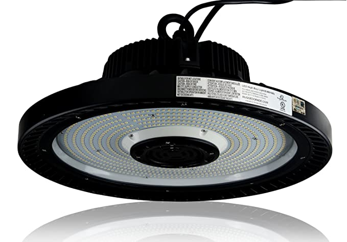 Dimmable 14500 Lumen 100 Watt LED High Bay Light - Dimmable - 4000K Natural - Replace  sc 1 st  Amazon.com & Dimmable 14 500 Lumen 100 Watt LED High Bay Light - Dimmable ...
