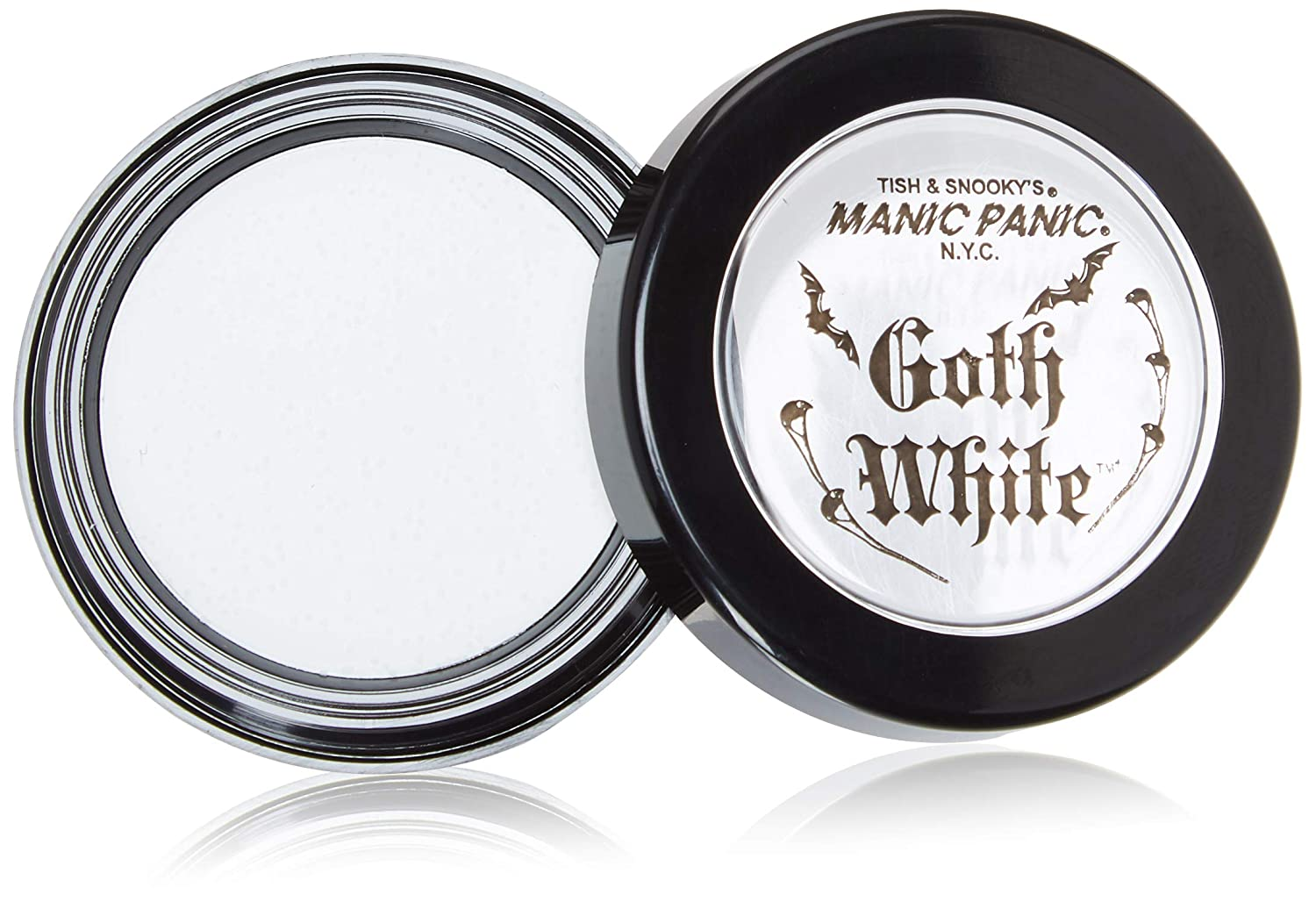 Manic Panic Goth White Cream/Powder Foundation GWH38101