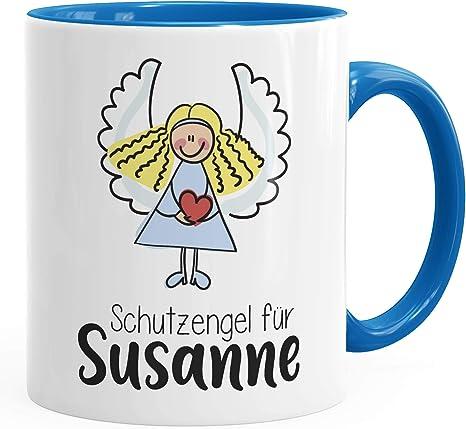 personalisierte Kaffee-Tasse mit Namen Namenstasse persönliche Geschenke für