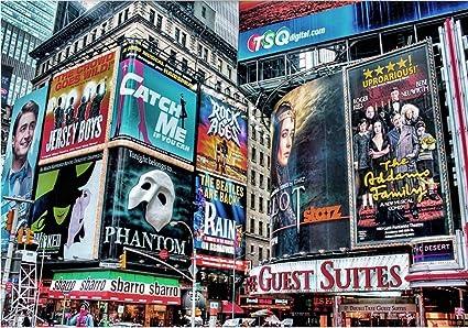Zdbwjj Customer Mural New York City Times Square Modern