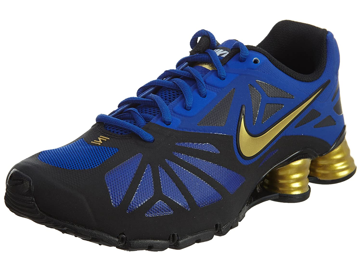 40006782860e86 Nike Shox Turbo 14 Sz 13 Mens Running Shoes Black New in Box  Amazon.ca   Sports   Outdoors