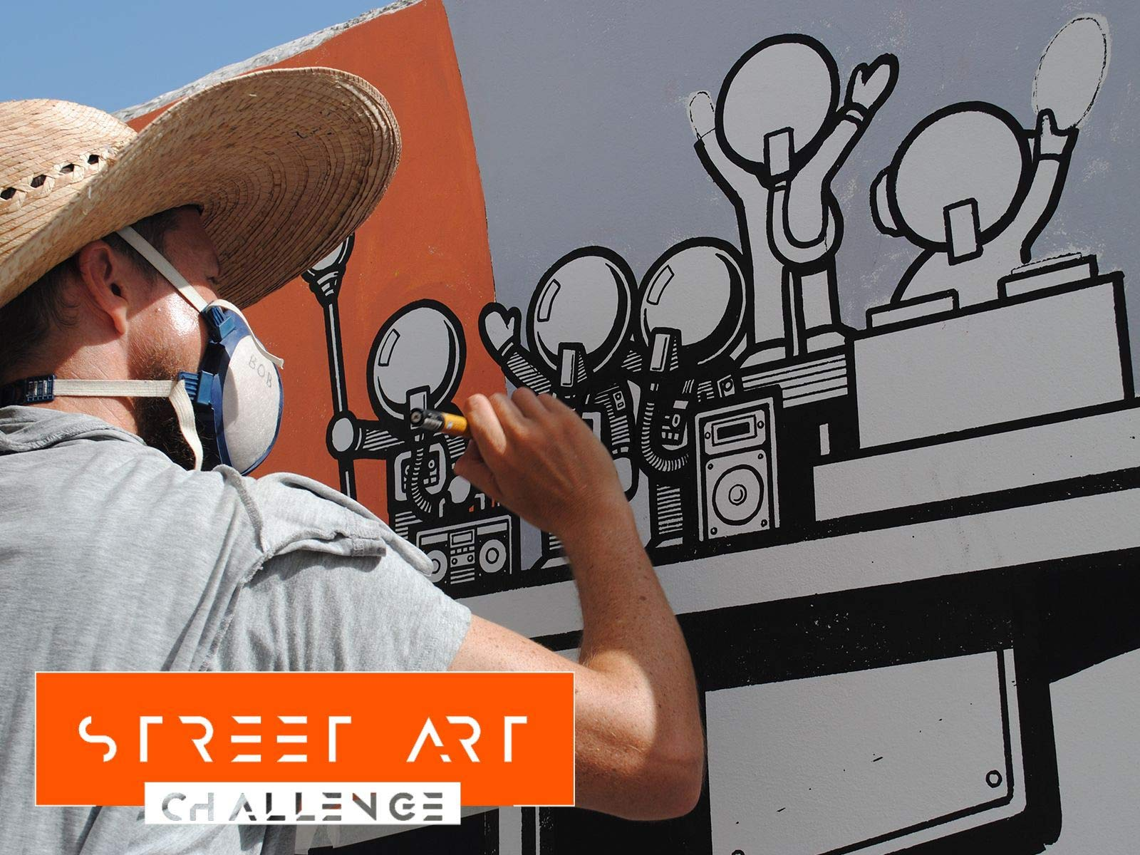 Street Art Challenge on Amazon Prime Video UK