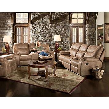 Amazon.com: Cambridge Homestead Three Piece set: Sofa, Loveseat ...
