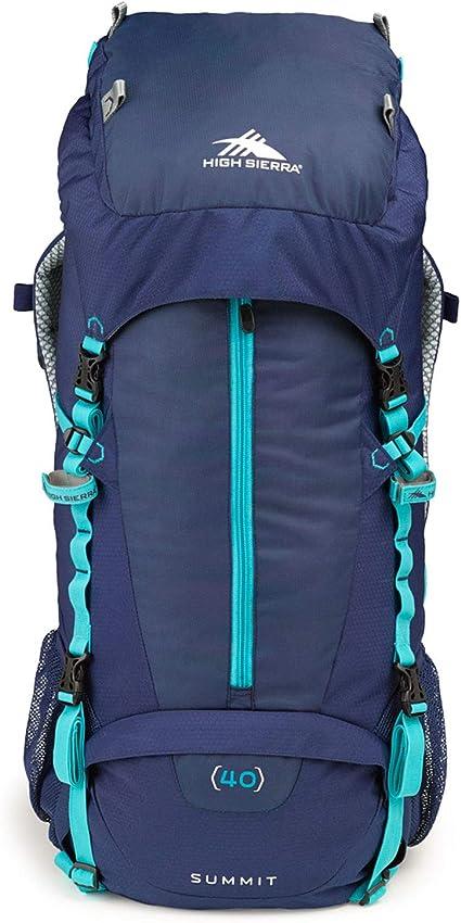 High Sierra Summit Top Load Hiking Pack