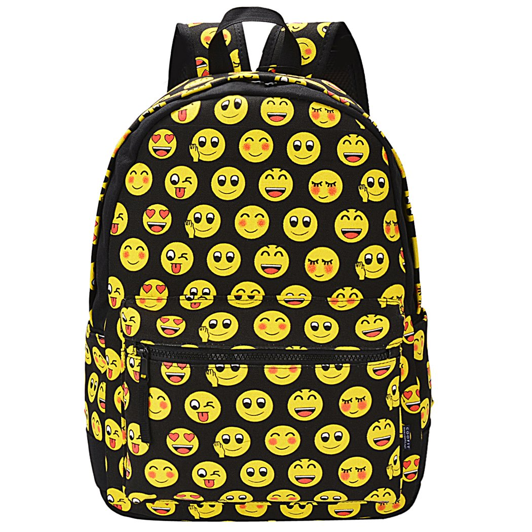 Sac a dos fille - COOFIT Cartable fille Sac a dos college ecole scolaire primaire Cartable enfant primaire Sac a dos toile Sac ecole fille Sac a dos femme