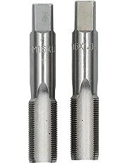 M16 x 1 mm, toca definir métricas de acero de tungsteno, conicidad y cortador de rosca macho TD004