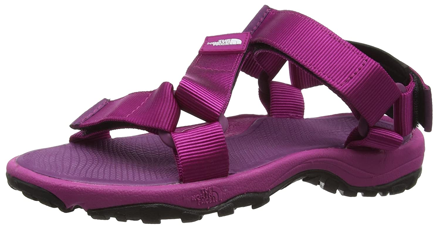 THE NORTH FACE Damen Litewave Litewave Damen Sandalen Purple (Fuschia Pink/Pamplona Purple _ Fma) 789a46