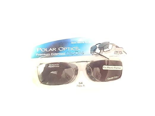 Amazon.com: Polar Optics Clip Ons Premium polarizadas ...