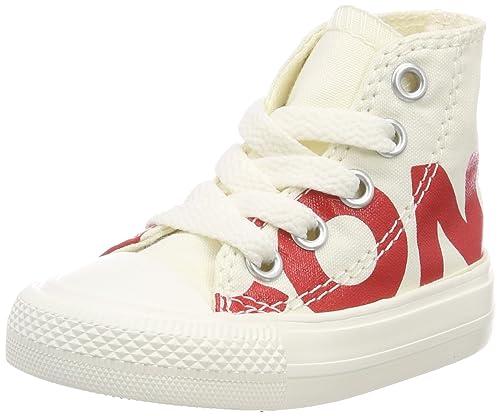 Converse Chuck Taylor CTAS Hi Canvas, Zapatillas de Estar por casa Unisex bebé: Amazon.es: Zapatos y complementos