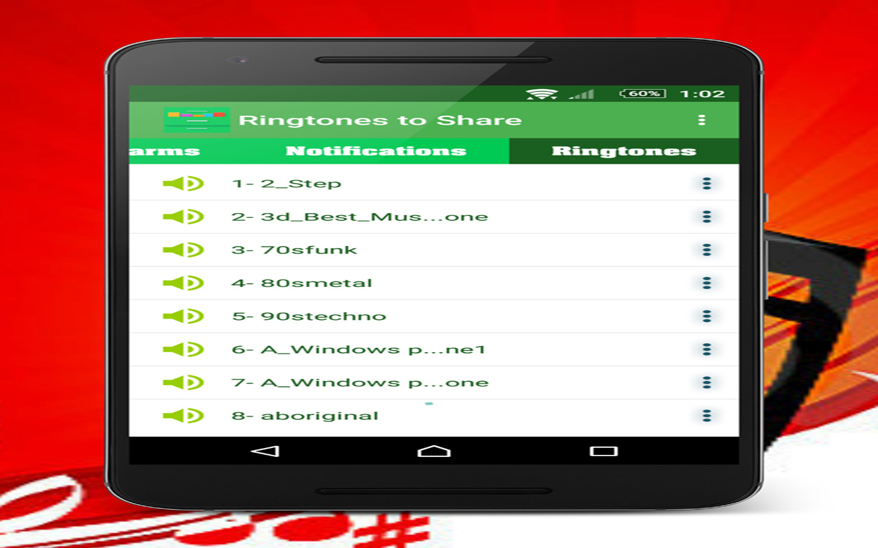 Free mp3 ringtones for android mp3 player