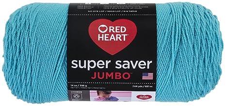 Coats Yarn Cuore Rosso Super Saver filati-Turqua