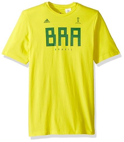 Brazil Soccer Brazil Soccer Soccer Tee Boys Boys Boys Adidas Brazil Adidas Adidas Tee 3LqARj54