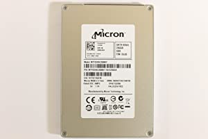 "Dell 8GJ4J MTFDDAK256MAY 2.5"" SATA SSD 256GB Micron Laptop Hard Drive Precision M3800"