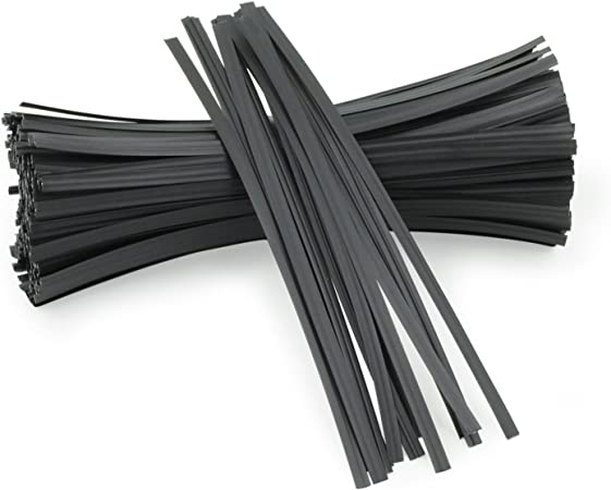 Black Plastic Cable Ties Assorted Thickness and Length