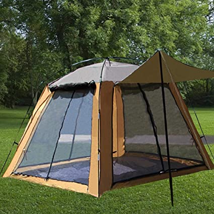 019ab2aa7c7 Amazon.com: Labyrinen Pop-up Camping Tent | 3-4 Person Instant Tent ...