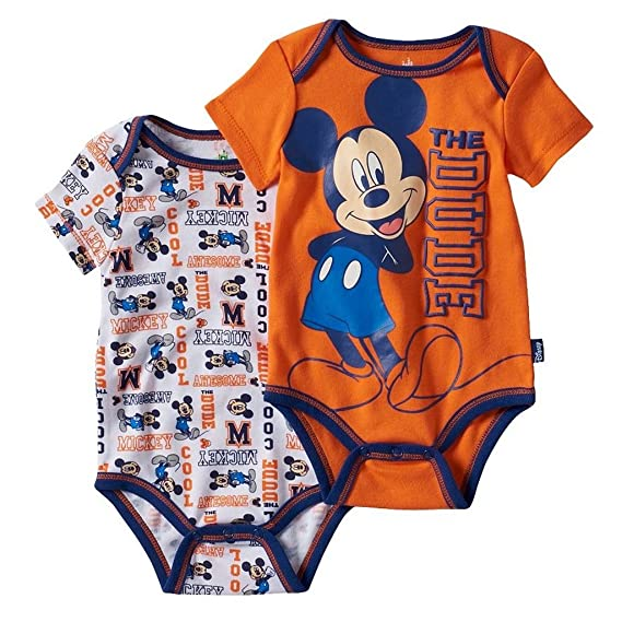 61b719e93795 Amazon.com  Disney s Mickey Mouse Baby Boy