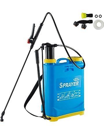TecTake 402573 - Pulverizador a presión para Plantas 16 L 647d7d56fae3