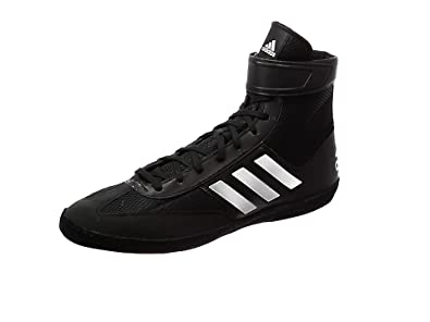 adidas Combat Speed 5 Wrestling Shoes - SS19-5.5 Black