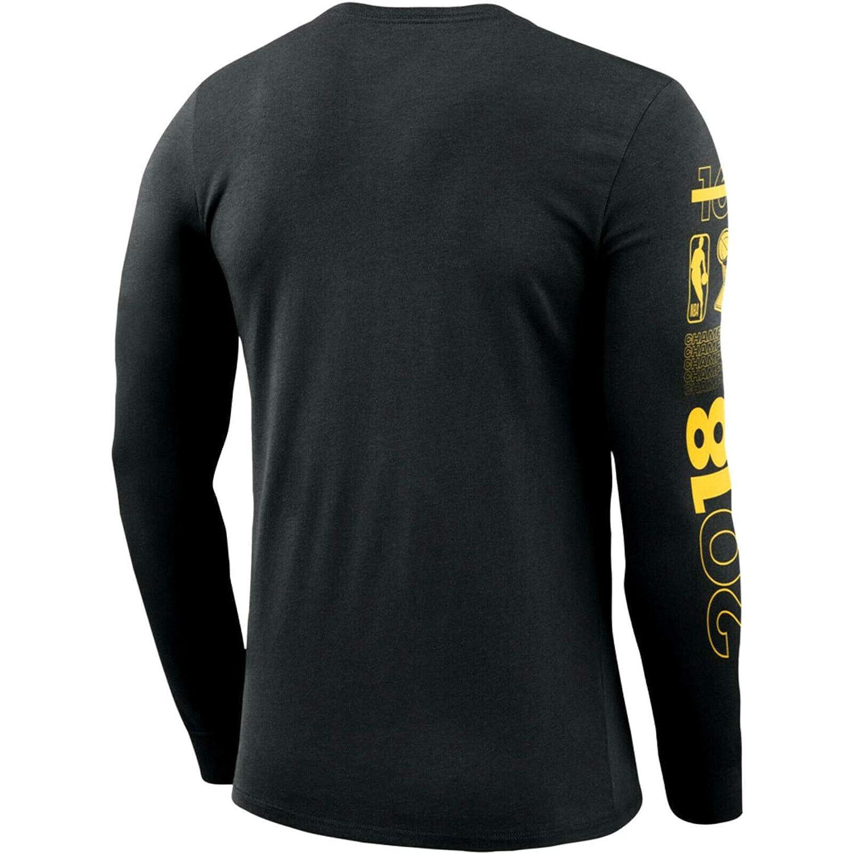 san francisco 41927 9d871 Nike Men's Golden State Warriors Championship Long Sleeve ...