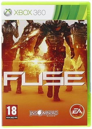 Fuse Xbox 360 Uk Import Amazon De Games