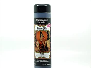 Black Henne Natural Henna Hair Shampoo Amazon Co Uk Beauty