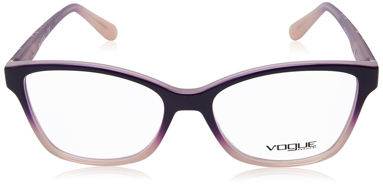 Vogue Violet vo2998 Eyeglass B07D42Q5QB Marcos - 2347 – 54 – Top ...