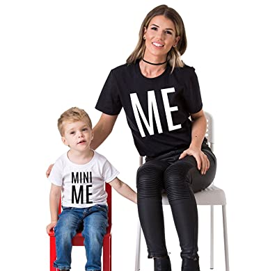 64cfcfff Epic Tees Me & Mini Me Mother Son Matching Shirts at Amazon Women's  Clothing store: