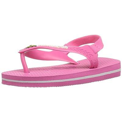 11a069b73 Havaianas Kids  Baby Brazil Logo Sandal Shocking Pink  5WefJ1109873 ...