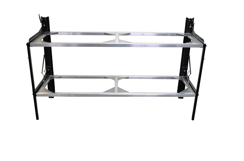 Amazon.com: Folding Bunk Bed, Cargo Trailer Sized With Rail Kit: Automotive