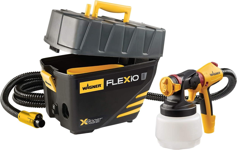 Wagner Spraytech 0529091 FLEXiO 5000 Stationary HVLP Paint Sprayer