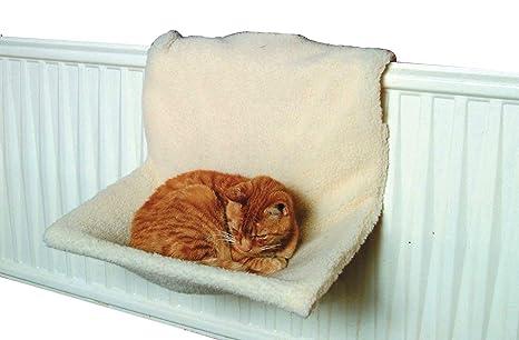 Canac – Beaphar gato cuna gato favorito cama, lugar de dormir, alfombrilla, tamaño